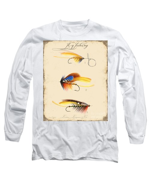 Fly Fishing-jp2094 Long Sleeve T-Shirt