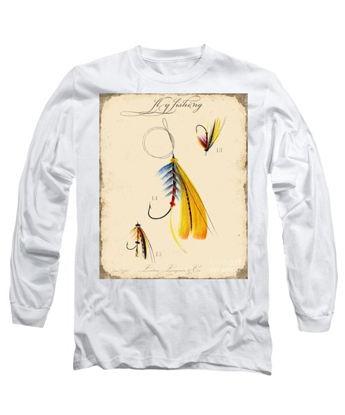 Fly Fishing-jp2098 Long Sleeve T-Shirt