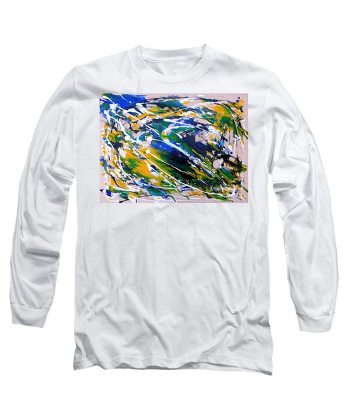 Flying Bird Long Sleeve T-Shirt