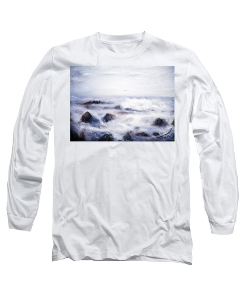 For Jim Haley Long Sleeve T-Shirt