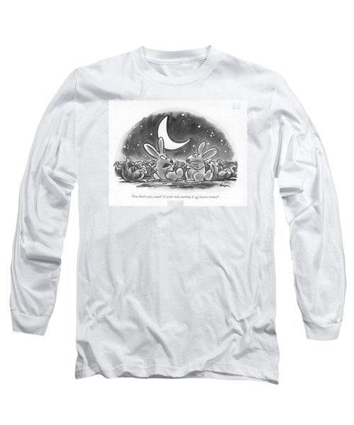 For Pete's Sake Long Sleeve T-Shirt