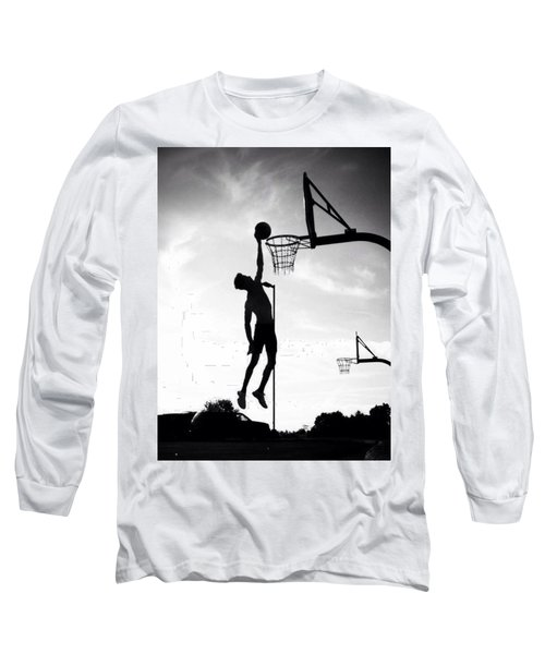 For The Love Of Basketball  Long Sleeve T-Shirt