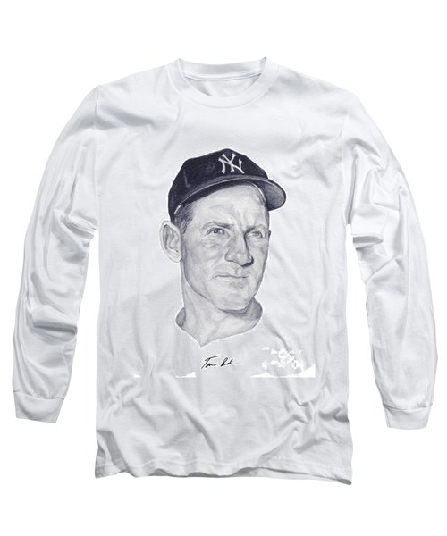 Long Sleeve T-Shirt featuring the painting Ford by Tamir Barkan