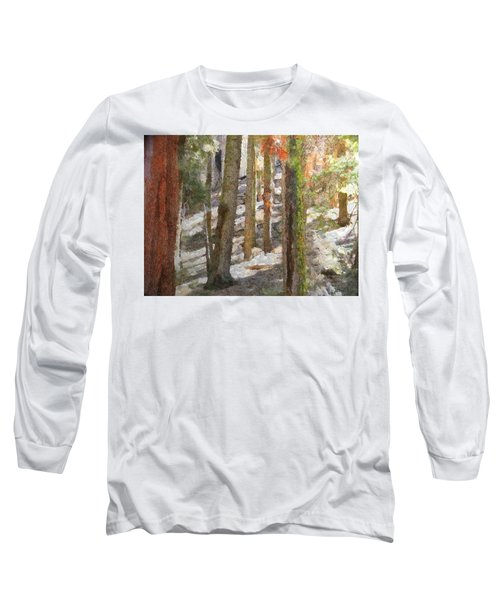 Forest For The Trees Long Sleeve T-Shirt