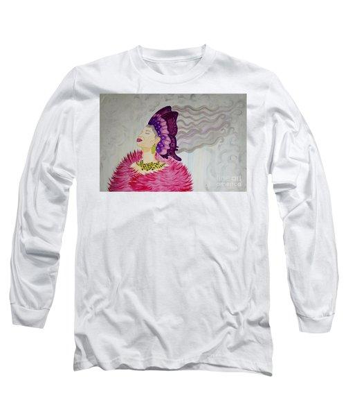 Forever Evolving Long Sleeve T-Shirt