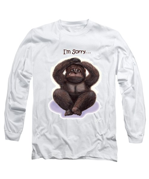 Forgive Me Long Sleeve T-Shirt