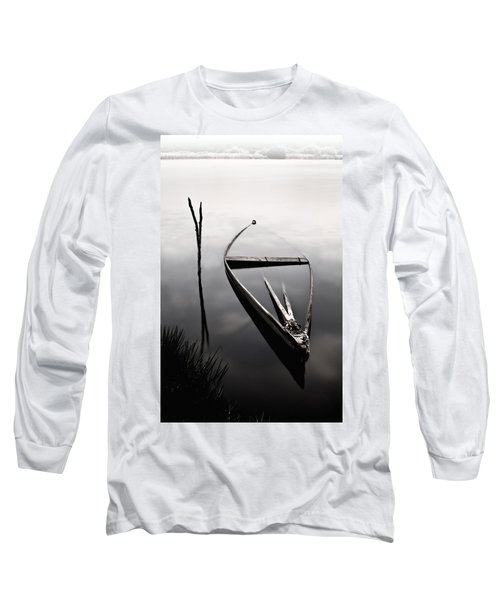Forgotten In Time Long Sleeve T-Shirt