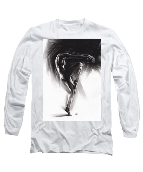 Fount II Long Sleeve T-Shirt by Paul Davenport