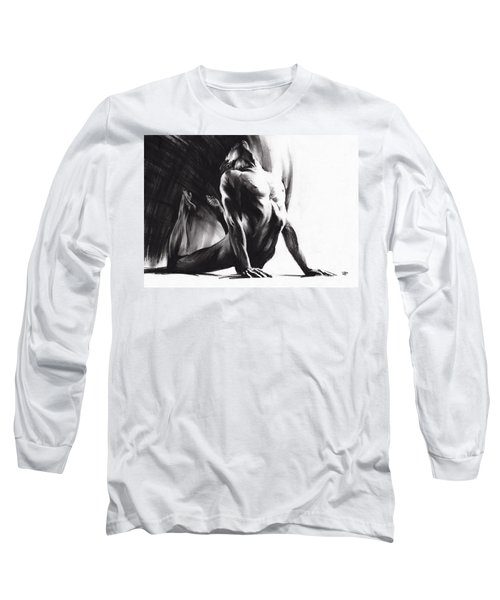 Fount Ill Long Sleeve T-Shirt by Paul Davenport