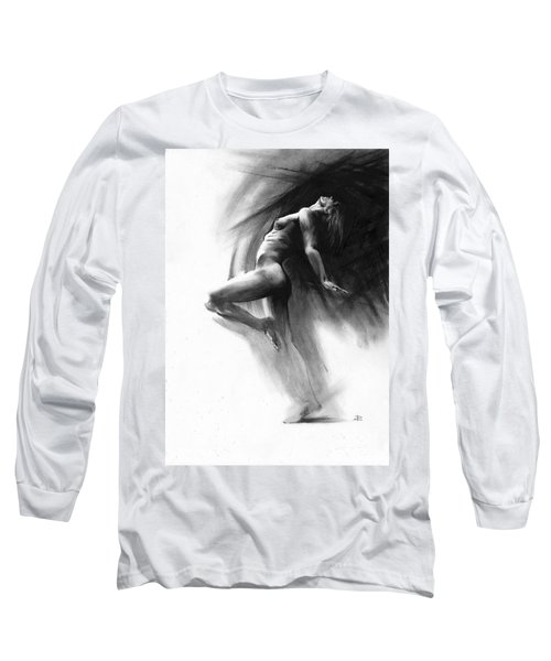 Fount Long Sleeve T-Shirt by Paul Davenport