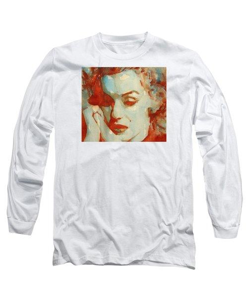 Fragile Long Sleeve T-Shirt by Paul Lovering