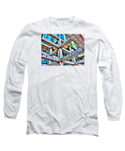 Frames II Long Sleeve T-Shirt by Mark Alder