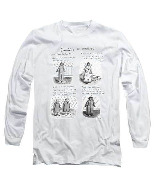 Frederick's Of Winnipeg Long Sleeve T-Shirt