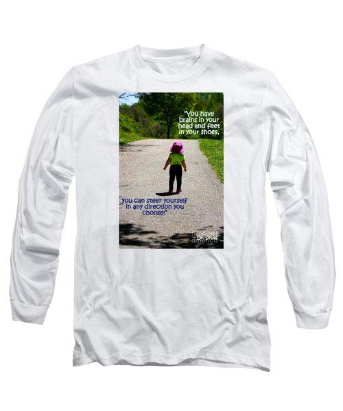 Momentary Freedom Long Sleeve T-Shirt