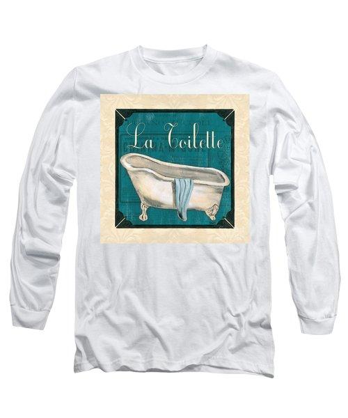 French Bath Long Sleeve T-Shirt