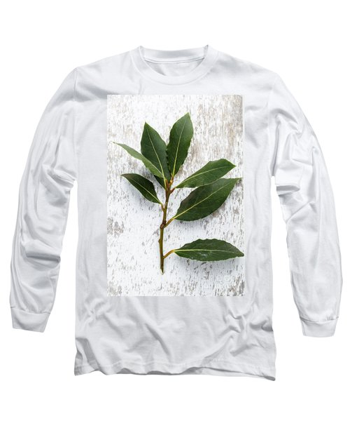 Fresh Laurel Long Sleeve T-Shirt