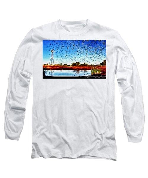 Fresh Mill Long Sleeve T-Shirt