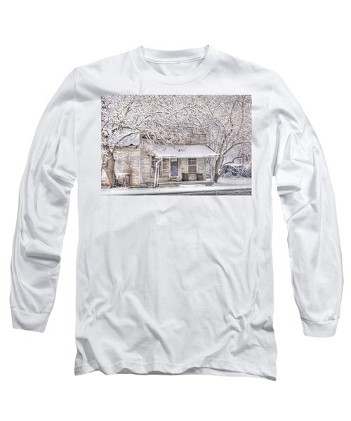 Freshwater Grocery Long Sleeve T-Shirt by Benanne Stiens