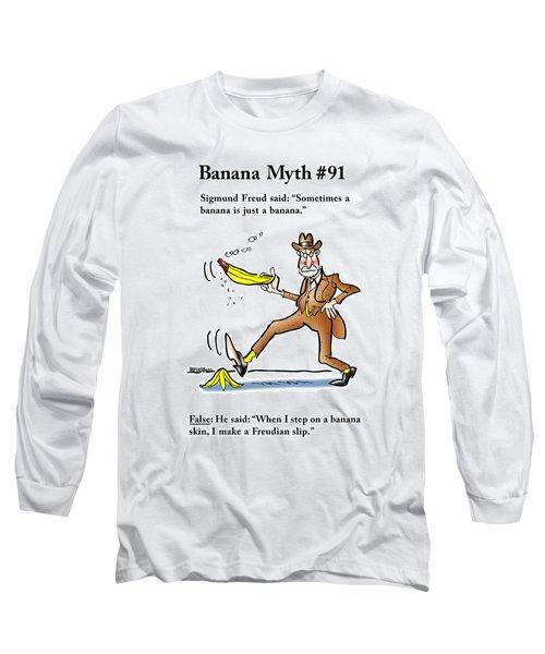 Freudian Slip Long Sleeve T-Shirt