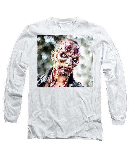 Frightfulness Bones Long Sleeve T-Shirt
