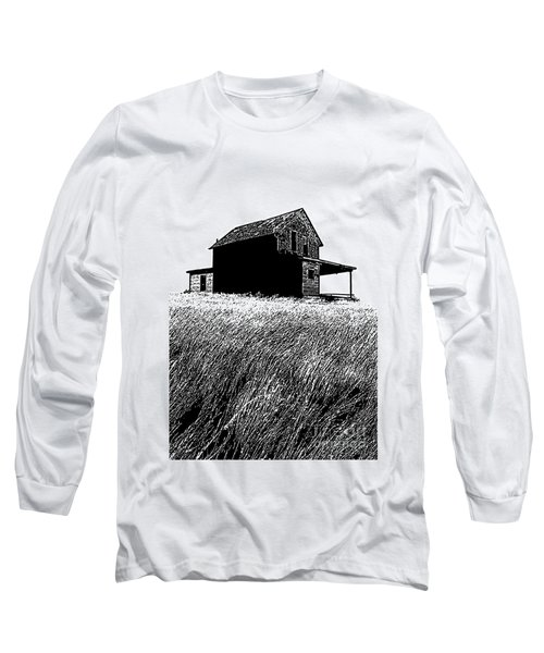 Long Sleeve T-Shirt featuring the photograph From Days Gone By by Vivian Christopher