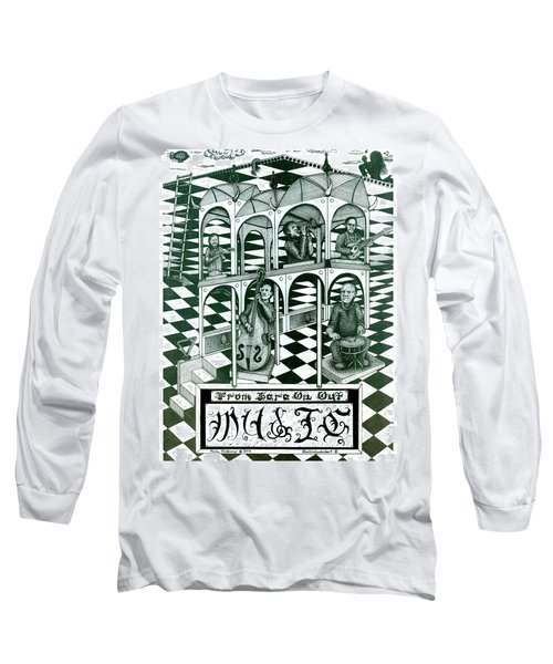 From Here On Out Music Long Sleeve T-Shirt