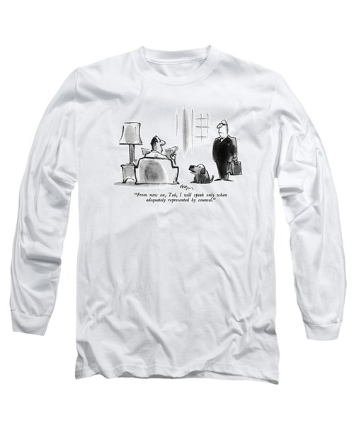 From Now Long Sleeve T-Shirt