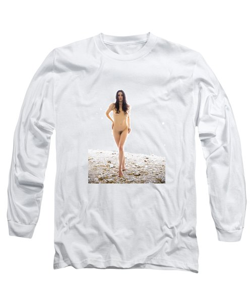 Long Sleeve T-Shirt featuring the photograph From The Beyond by Mez