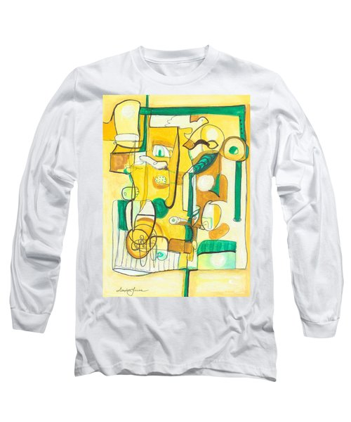 From Within 10 Long Sleeve T-Shirt by Stephen Lucas