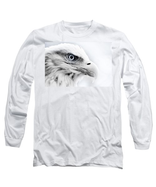 Frosty Eagle Long Sleeve T-Shirt