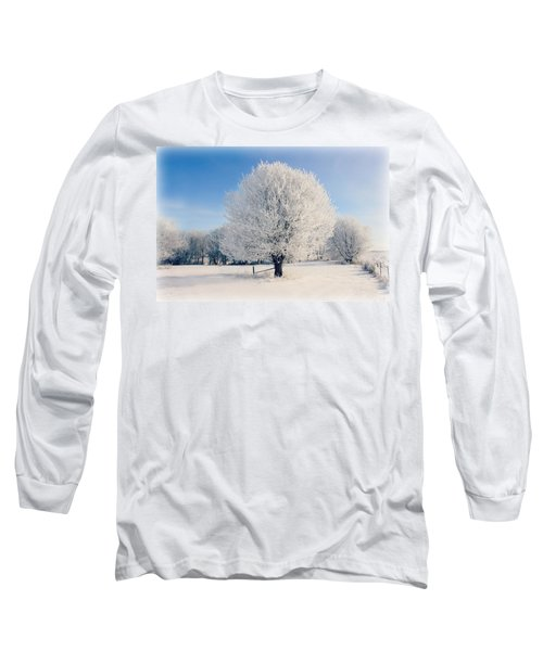 Frosty Glow Long Sleeve T-Shirt