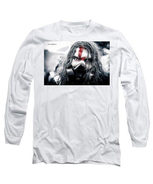 Frozen Blood Long Sleeve T-Shirt