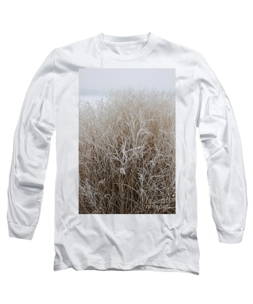 Frozen Grass Long Sleeve T-Shirt
