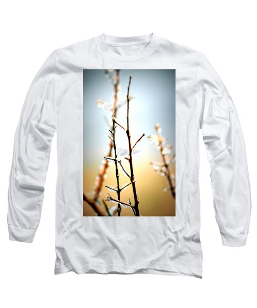 Frozen In Light Long Sleeve T-Shirt