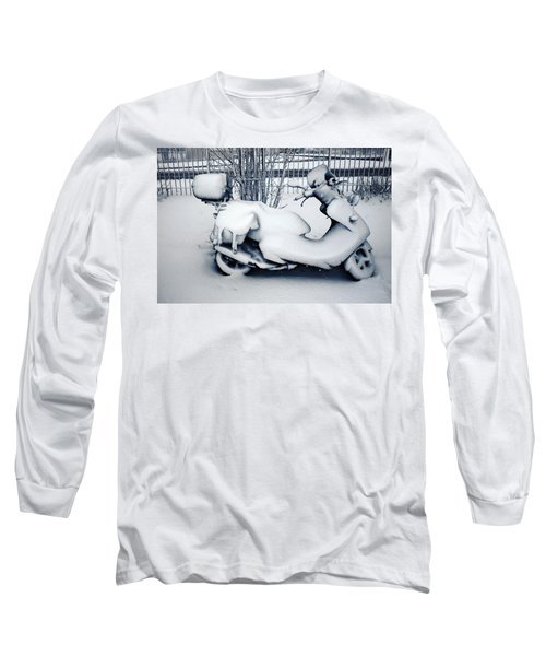 Frozen Ride Long Sleeve T-Shirt