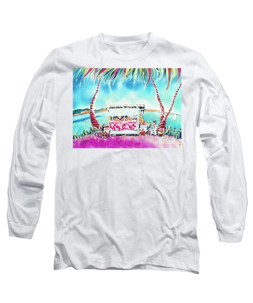 Fruit Stand Long Sleeve T-Shirt