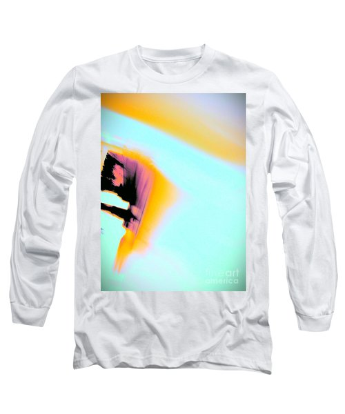 Full Moon Long Sleeve T-Shirt by Jacqueline McReynolds