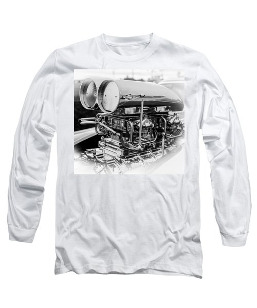 Fully Blown Long Sleeve T-Shirt