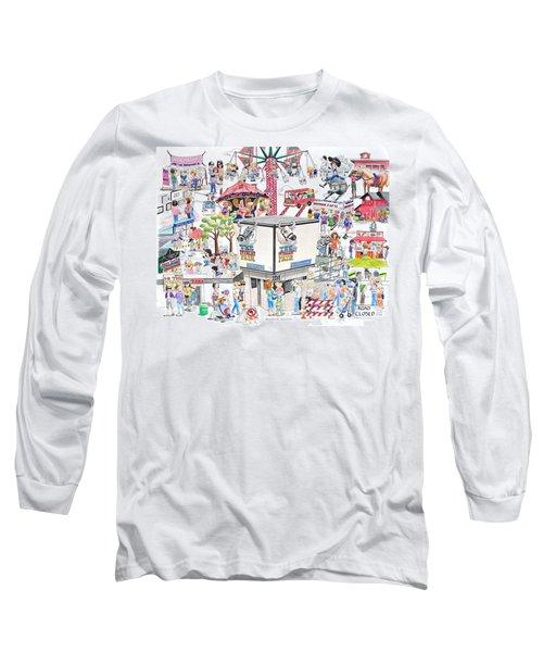 Fun Fair Long Sleeve T-Shirt