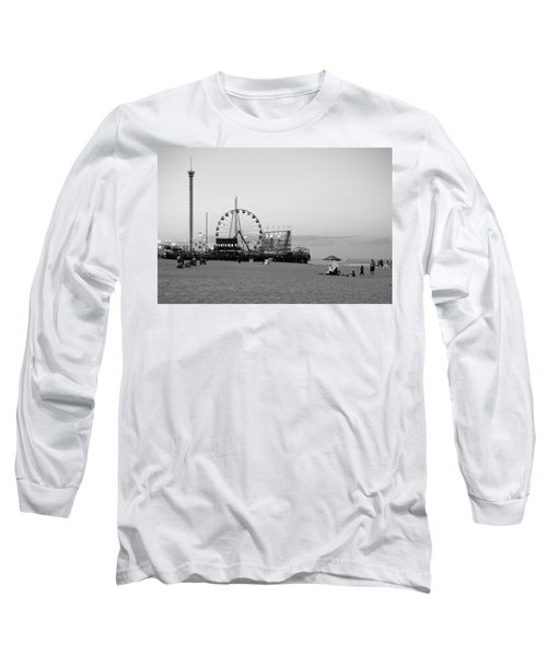 Funtown Pier - Jersey Shore Long Sleeve T-Shirt