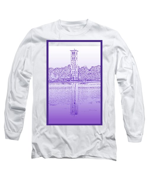 Furman Bell Tower Long Sleeve T-Shirt