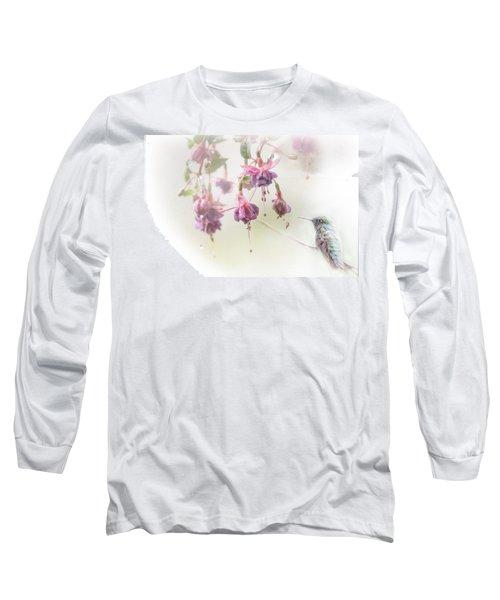 Fuschia Dreams Long Sleeve T-Shirt