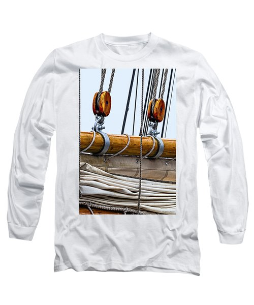 Gaff And Mainsail Long Sleeve T-Shirt