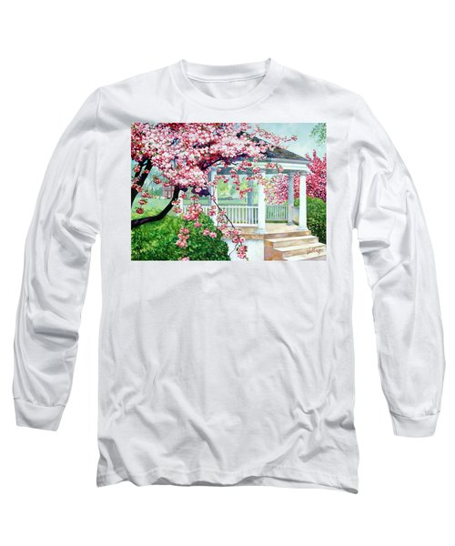 Gazeebo Long Sleeve T-Shirt