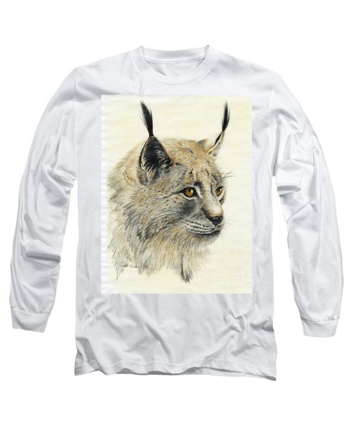 Gazing Lynx Long Sleeve T-Shirt