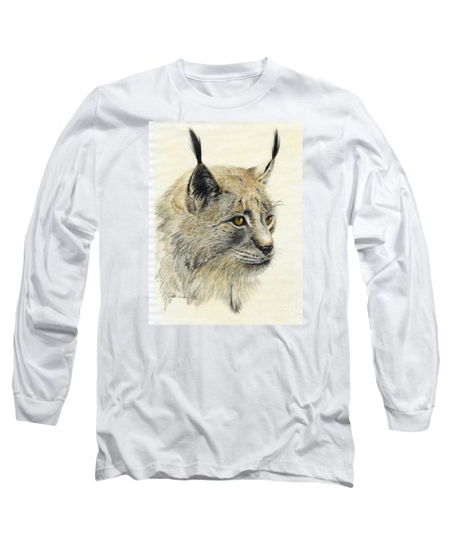 Gazing Lynx Long Sleeve T-Shirt