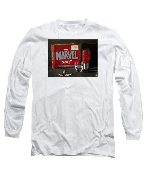 Geek Obssession Long Sleeve T-Shirt