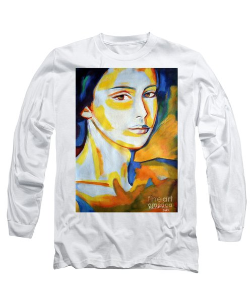 Gentle Gaze Long Sleeve T-Shirt