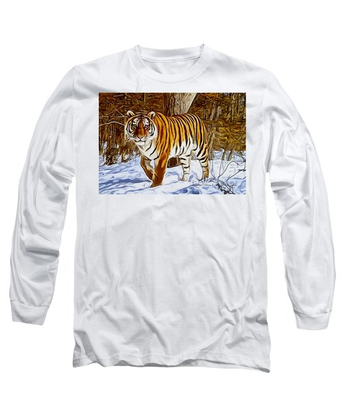 Gently Great Long Sleeve T-Shirt