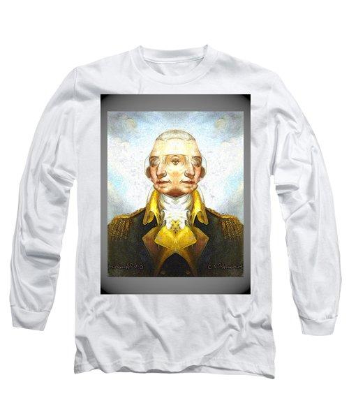 George-washington 1 Long Sleeve T-Shirt